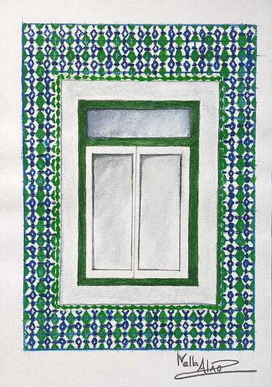 Lisbon's windows II