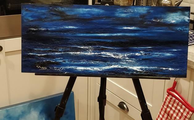 pintura em ambiente para melhor ideia das dimensões