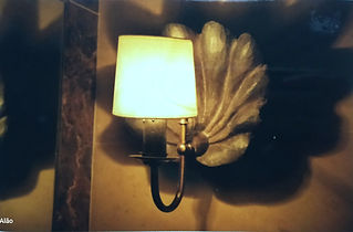 creation of wall lights