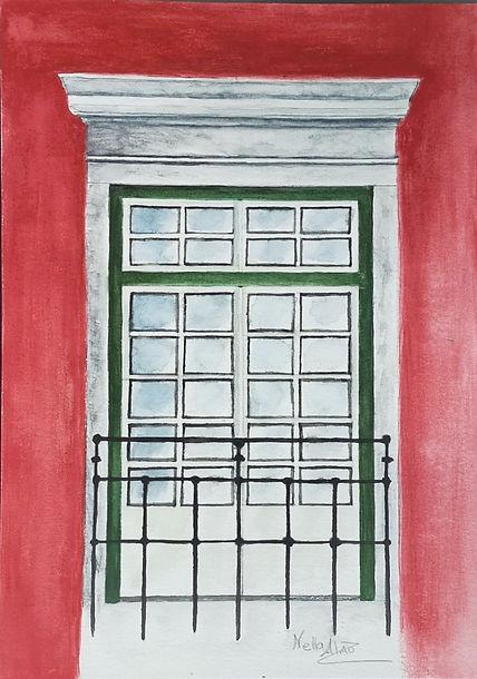 Lisbon's Windows