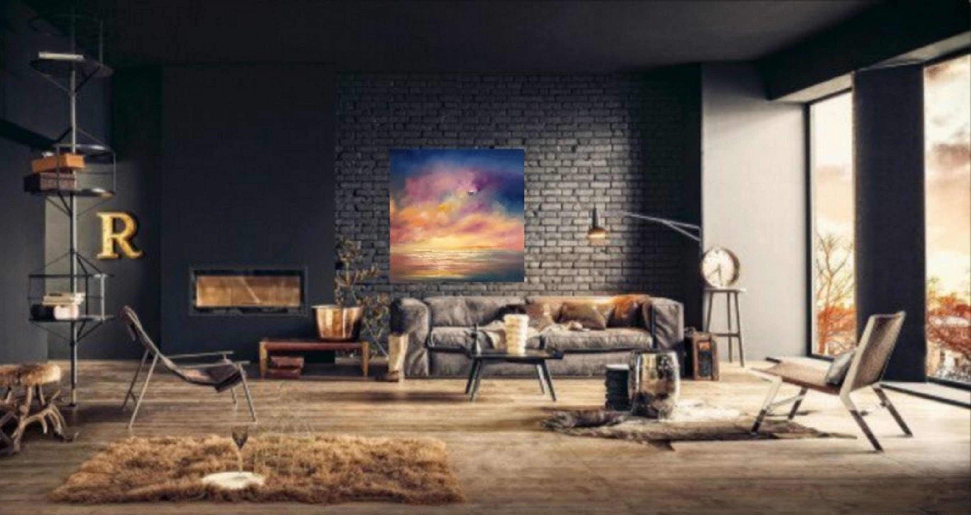 painting in home decor