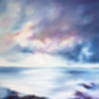 atmospheric painting, seascape abstract painting, clouds and sea painting, contemporary atmospheric painting, fine art abstract painting, blue and purple abstract painting, contemporary paintings from artist, uk contemporary artist painter, english fine artr painter, beautiful abstract landscapes, contemporary abstract landscapes por sale, beautiful paintings for sale, art gallery uk, contemporary art uk, art for sale online, artista portuguesa pinturas