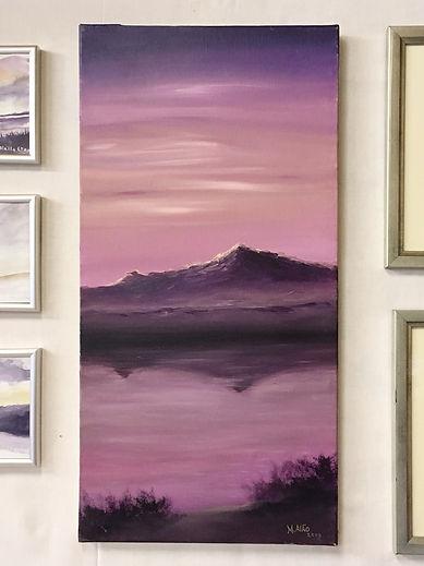 beautiful decor interior design fine art original artist landscape mountain highlands
