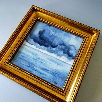 Storm in Sea watercolour with frame.jpg