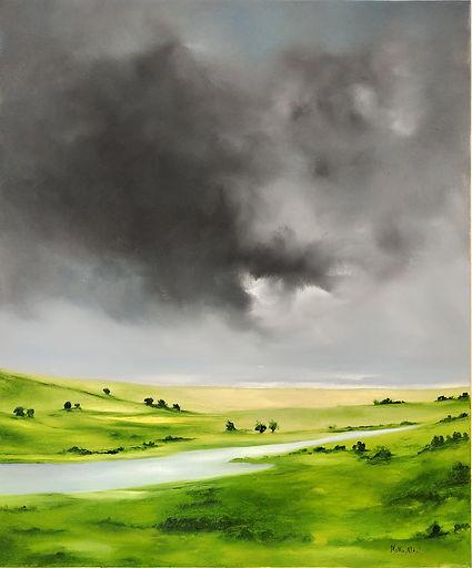 English Landscape, wild