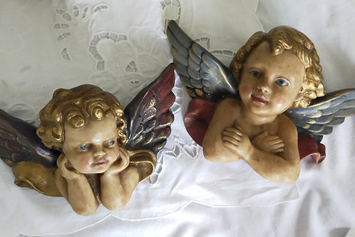 A pair of Cherubs