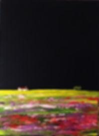 Alentejo, Sul, monte alentejano pintura em oleo sobre canvas, alentejo florido, arte contemporanea, compre arte online, artista portuguesa em Londres pinta Alentejo moderno inovador, nova tecnica de pintura, Nela Alao pintora internacional portuguesa, South in Spring, flowers, colourfull hills, little cottage in countryside, moors with flowers, buy art online, art from artist