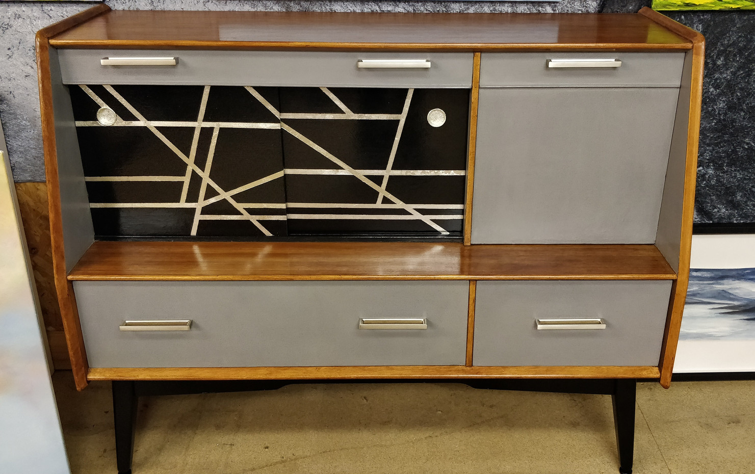 G-Plan Cocktail Bar Sideboard Midcentury