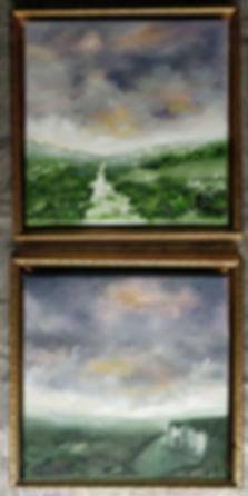 set of paintings, best Christmas presents Studio Alaos