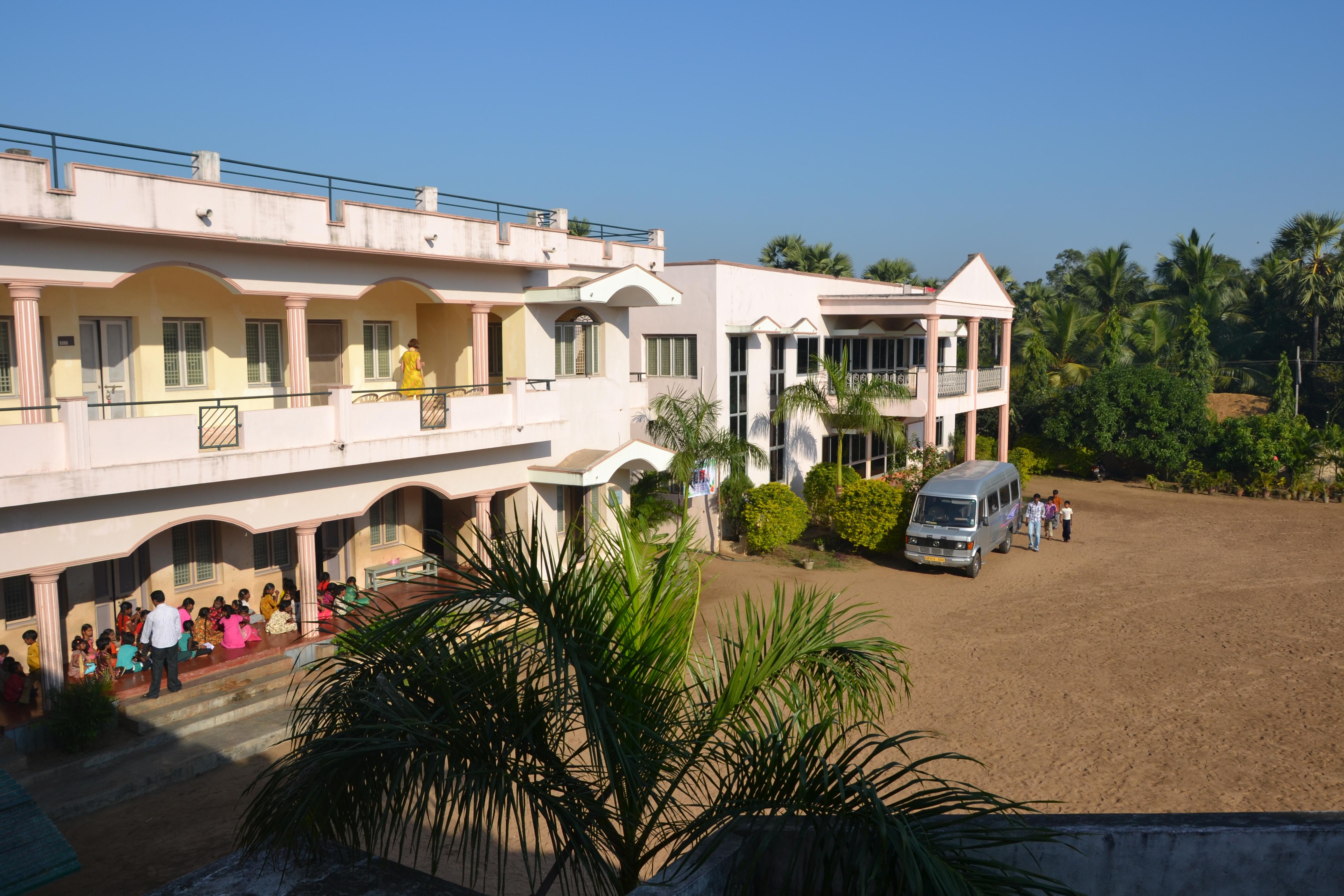 Kinderheim in Kalipatnam