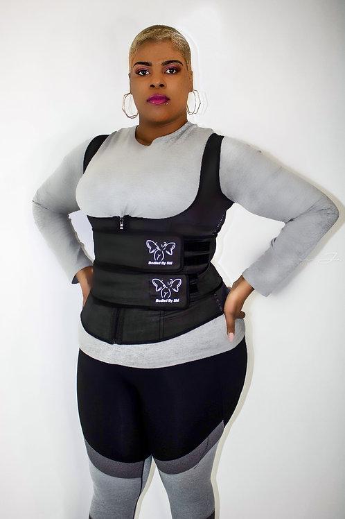 Two-Strap Waist Trainer Vest