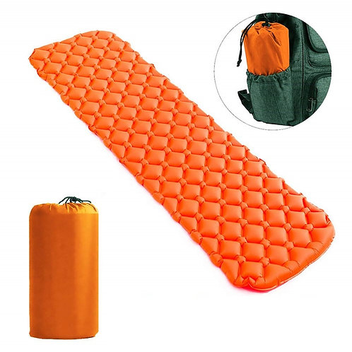Ultralight Camping Sleeping Pad Inflatable Camping Mat Pad