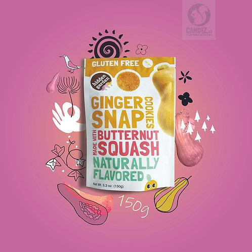 Ginger Snap Cookies – 150 gr