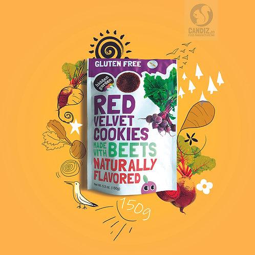 Red Velvet Cookies – 150 gr