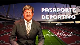 Noticias Deportes con Israel Heredia en Noticiero Internacional
