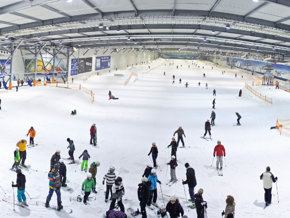 Snow Dome Bispingen