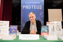 Louis Raffin prépare le lancement de