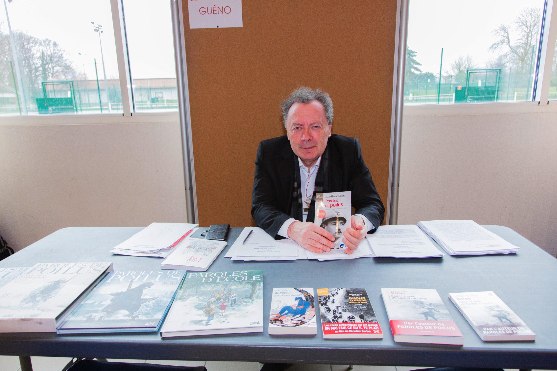 Jean-Pierre Guéno et les Poilus