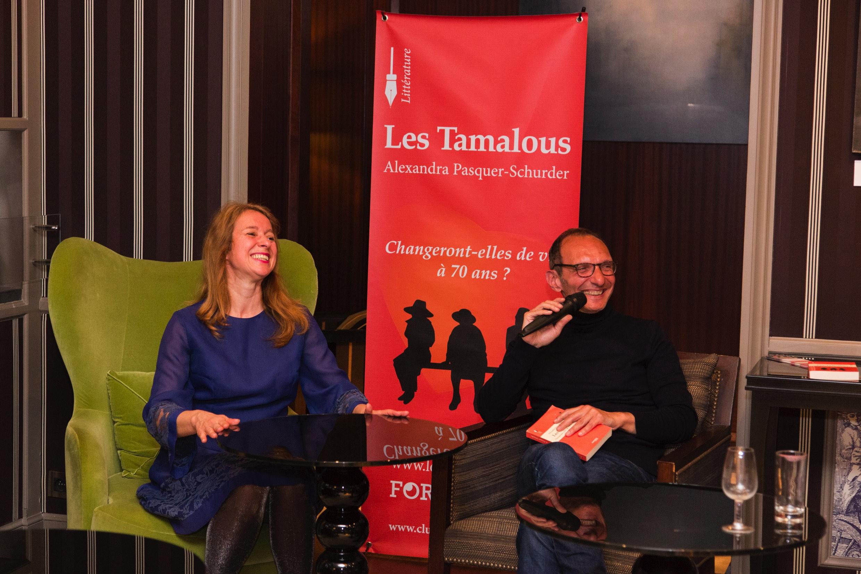 Alain Schéhadé et Les Tamalous