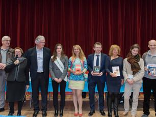 Prix du Roman 2017 de Rambouillet pour Les Tamalous !