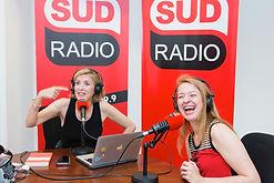 Emission de radio avec Isabelle Bres Sud Radio