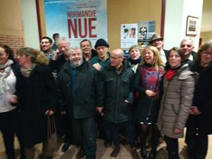 Avant-première de Normandie nue : courez voir le film à sa sortie le 10 janvier !