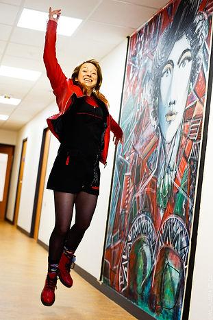 Alexandra Pasquer par Willy Lespa Studio