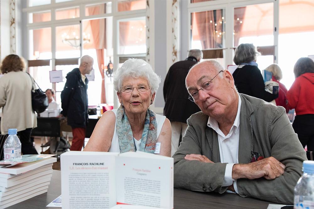 Catherine Sicard et François Rachline