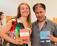Alexandra Pasquer et Youssef Zirem La roseraie des livres