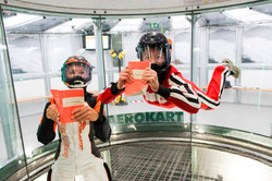 Les Tamalous chez Aerokart