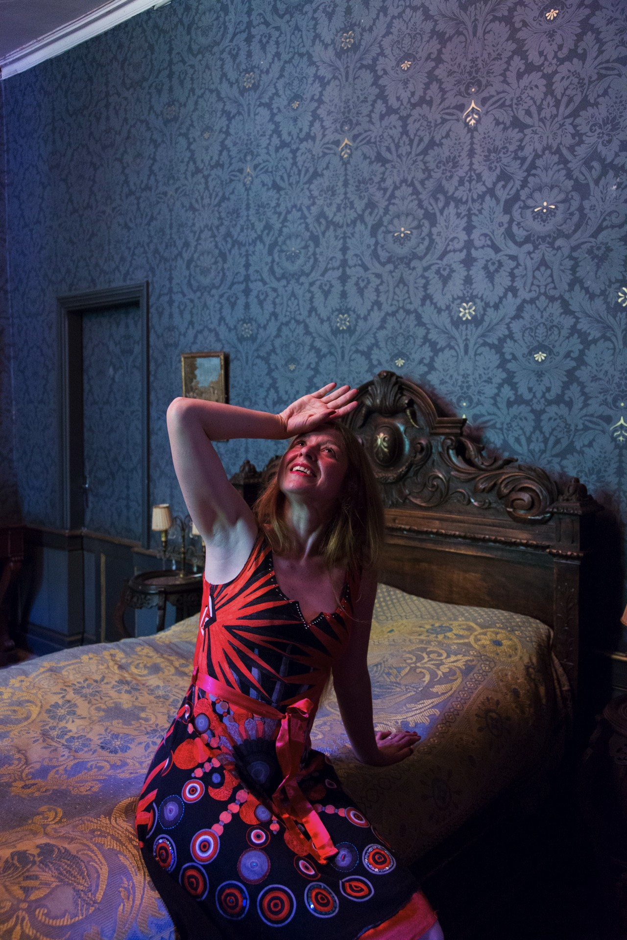 Dans la chambre de Mme Bovary