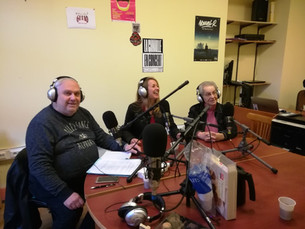 Radio 61110 avec André Papazian