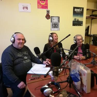 A la radio avec André Papazian