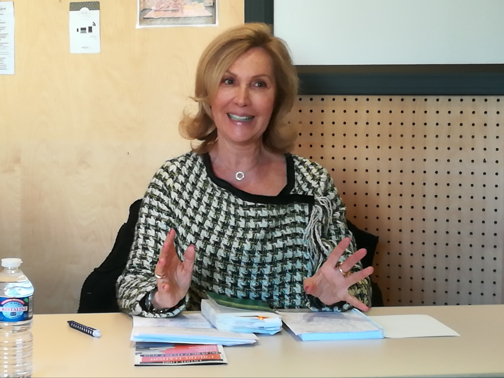 Conférence de Fabienne Amiach