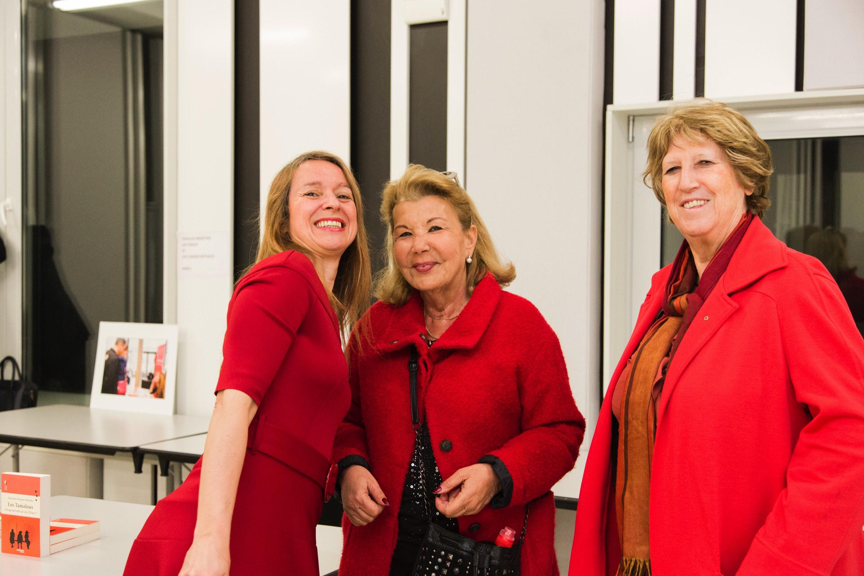 Les 3 chaperons rouges !