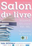 1er salon du livre de Bussy Saint G