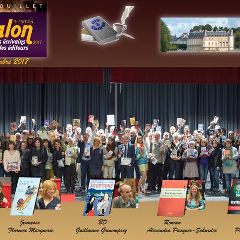 Prx du roman à Rambouillet pour Les Tamalous