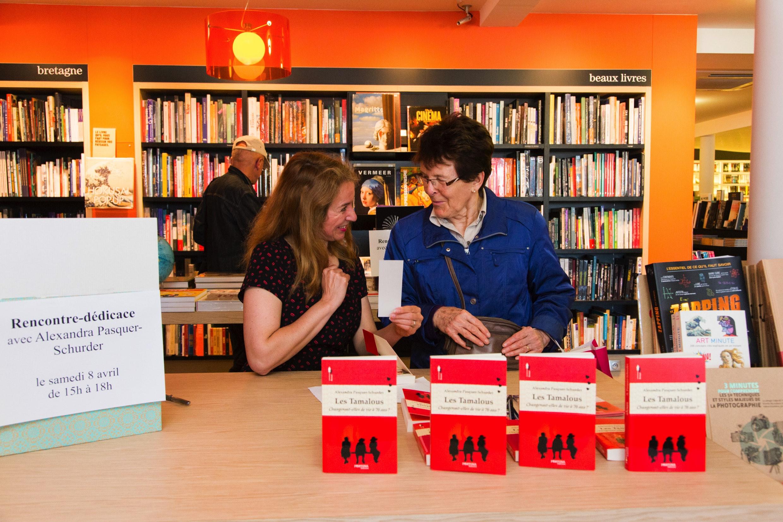 RDV librairie Guillemot