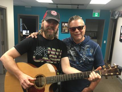 Pete Wheeler and Jason McCoy