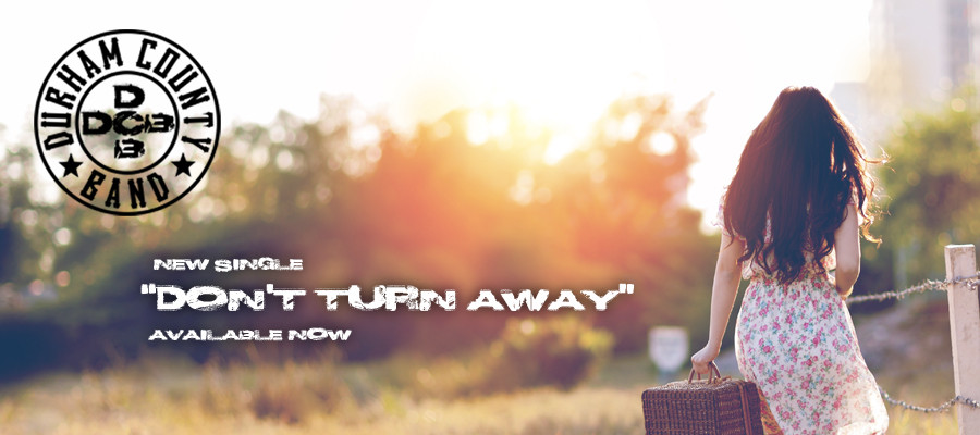 Don't Turn Away - available now at the band's website!