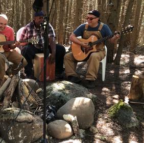 Boys in the Cedars