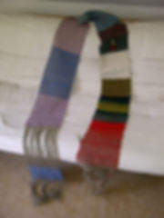 A Sample of Various Stitches