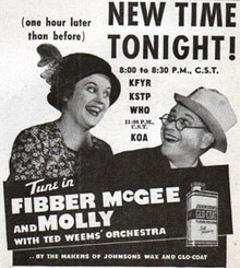 BIG TOWN & FIBBER McGEE AND MOLLY