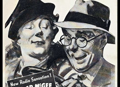 """The Jack Benny Show"" & ""Fibber McGee and Molly"""