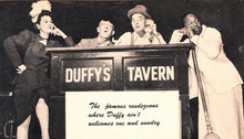 THE STORY OF DR. KILDARE & DUFFY'S TAVERN