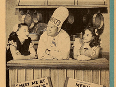 Presenting the Transcription Feature: MEET ME AT PARKY'S & OUR MISS BROOKS