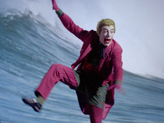 "The Batcave Podcast 56: ""Surf's Up! Joker's Under!"""
