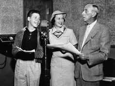 Presenting the Transcription Feature: OUR MISS BROOKS and VIC AND SADE