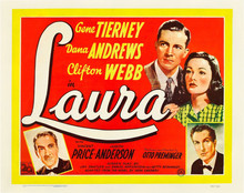 "THE LUX RADIO THEATER: ""Laura"""