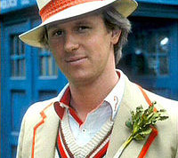 The Chronic Rift Spotlight:   Peter Davison as the Fifth Doctor